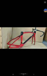 khung xe đạp carbon pinarello f12